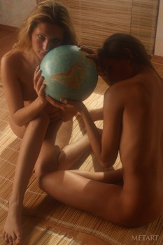 Sensational lesbians are having passionate fun