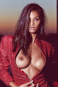 Tsanna LaTouche Beautiful Playboy Model